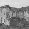 Антониев Краснохолмский монастырь, Никольский собор. Фото 1970-х гг.