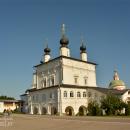 Свято-Троицкий Белопесоцкий монастырь, Троицкий собор