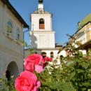 Свято-Троицкий Белопесоцкий монастырь, колокольня