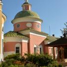 Свято-Троицкий Белопесоцкий монастырь, Сергиевская церковь