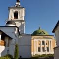 Свято-Троицкий Белопесоцкий монастырь, Ивановская церковь и колокольня