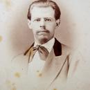 С.И. Сеньков в молодости (архивное фото)