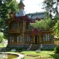 Дача Бугрова в Володарске