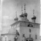 Никольский собор в Зарайском кремле. Фото С.М. Прокудин-Горский