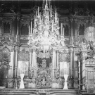 Фрагмент интерьера Никольского собора в Зарайском кремле. Фото С.М. Прокудин-Горский