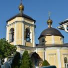 Усадьба Знаменское, Знаменская церковь