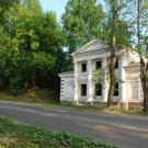 Старый дом в Кинешме (улица Юоьевецкая)