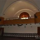 Кирха Ряйсяля, современный интерьер