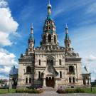 Кукобой. Церковь Спаса Нерукотворного Образа (западный фасад)