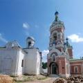 Можайск. Храмы бывшиего Иакиманского монастыря