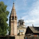 Осташков, звонница Воскресенского собора