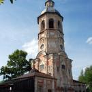 Осташков, колокольня Воскресенского собора