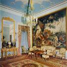 Дворец в Павловске, интерьер старой гостиной с гобеленом «Азия»