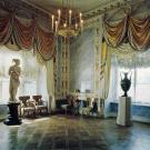 Угловая гостиная во дворце Павловска
