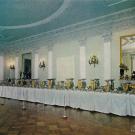 Дворец в Павловске, столовая