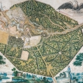 План Павловска конца XVIII века