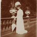 Императрица Александра Федоровна на Собственной даче