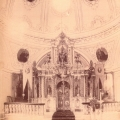 Петергоф Собственная дача, Троицкая церковь (интерьер)