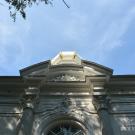 Петергоф Собственная дача (фрагмент декора церкви св. Троицы)