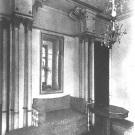 Усадьба Полотняный Завод, фрагмент интерьера (архивное фото)