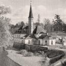 Приоратский дворец, архивное фото