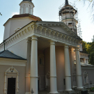 Церковь Иоанна Предтечи в Афинеево