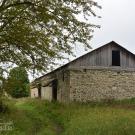Усадьба Вильповицы, хозяйственная постройка