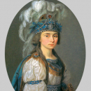 Крепостная актриса П.И. Ковалева-Жемчугова (1768-1803)