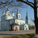 Храмовый комплекс в Вощажниково