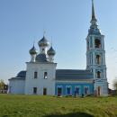 Церковь Рождества Пресвятой Богородицы в Вощажниково