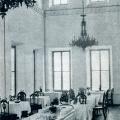 Парадный зал главного дома в усадьбе Гребнево