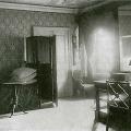 Кабинет Аракчеева во дворце в Грузино, 1908 г.