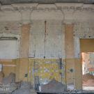 Усадьба Дёгтево, зал с пилястрами