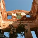 Усадьба Зендиково, руины главного дома