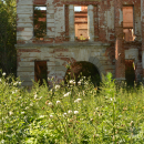 Усадьба Зендиково, фрагмент главного дома