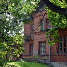 Петергоф усадьба Знаменка, дом садовника