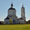 Усадьба Кленово Петропавловская церковь