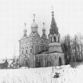Усадьба Мещерское, Покровская церковь (1709 г.)