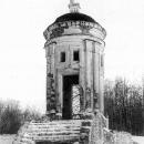 Усадьба Михалково. Башня и лестница у пристани