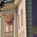 Усадьба Осоргино, фрагмент фасада главного дома