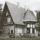 Усадьба Райки, Американский дом