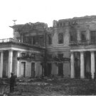 Усадьба Сергиевка после войны 1941-1945 гг.