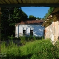 Усадьба Степановское-Павлищево, вид на флигель