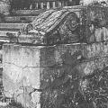 Усадьба Студеные ключи. Фрагмент парадной лестницы барского дома