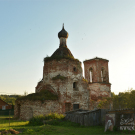 Усадьба Суково, Казанская церковь (вид с северо-востока)
