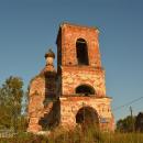 Усадьба Суково, Казанская церковь (вид с запада)