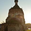 Казанская церковь в бывшей усадьбе Суково