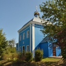 Казанская церковь в усадьбе Тарасково