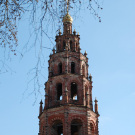 Храмовый комплекс в Коровниках, колокольня