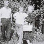 1991_Калиши в гостях у соседей по даче